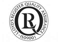 Certificate of the Quality Management System ISO 9001:2015