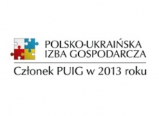 A participation certificate for Sorter issued by Polish-Ukrainian Chamber of Commerce