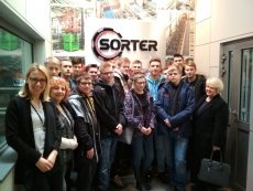 Planning the future – secondary school students in Sorter