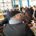 Inauguration of a new sorting line in Russia