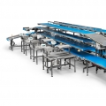 Multi field, multi-field, table for sorting and packing of fruits and vegetables MODEL SPS-7-01