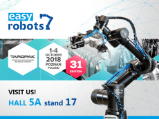 Easy Robots at Taropak 2018