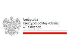 A letter of acknowledgement from Polish Embassy in Tashkent, Uzbekistan
