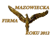 Mazovia Comapny of the Year 2012 - Reference letter