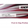 Macfrut Fairs 9-11th May 2018