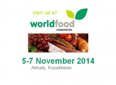 World Food Kazakhstan 2014